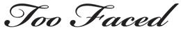 Toofaced logo