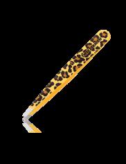 Leopard Print Slant Tweezer