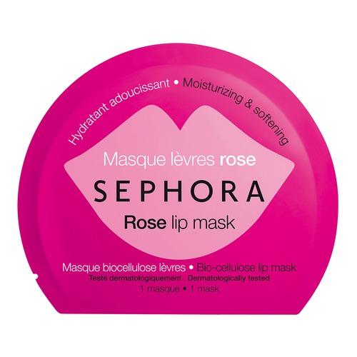 Closeup   sephora rose lip mask hd web