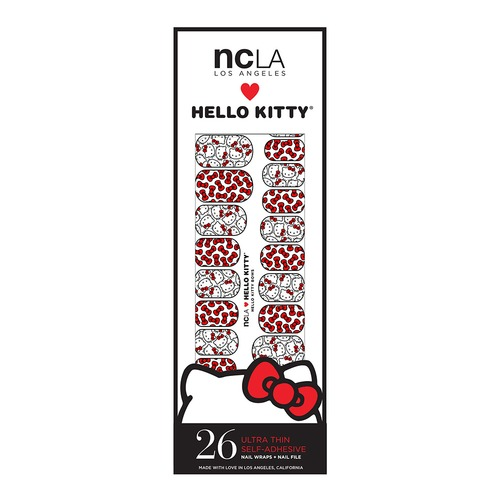 Closeup   hello kitty packaging hello kitty bows web
