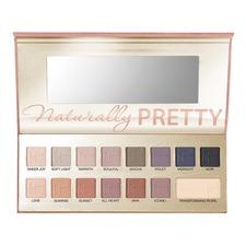 Naturally Pretty Vol. 1 Matte Luxe Transforming Eyeshadow Palette
