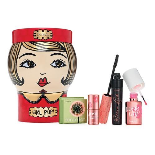 Closeup   girlpop lipscheeklashes