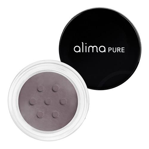 Closeup    0002 lilac satin matte eyeshadow alima pure