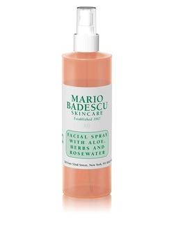 Facial Spray With Aloe Herbs 118ml