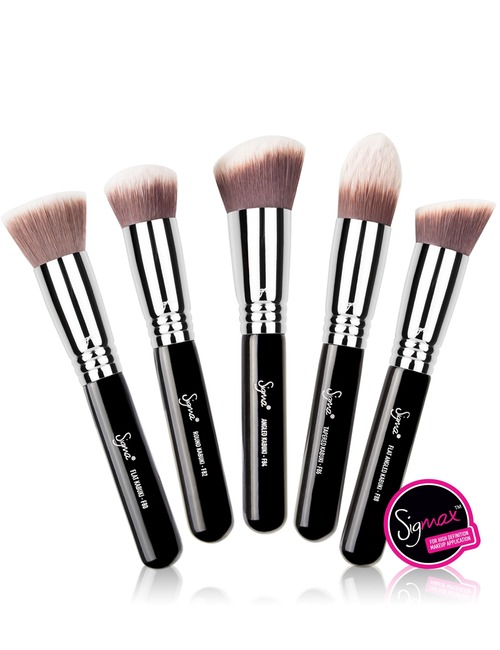Buy Sigma Beauty Sigmaxu00ae Kabuki Kit 5 Brush Set 210g : Sephora NZ