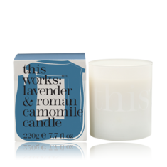Lavender &amp; Roman Camomile Candle